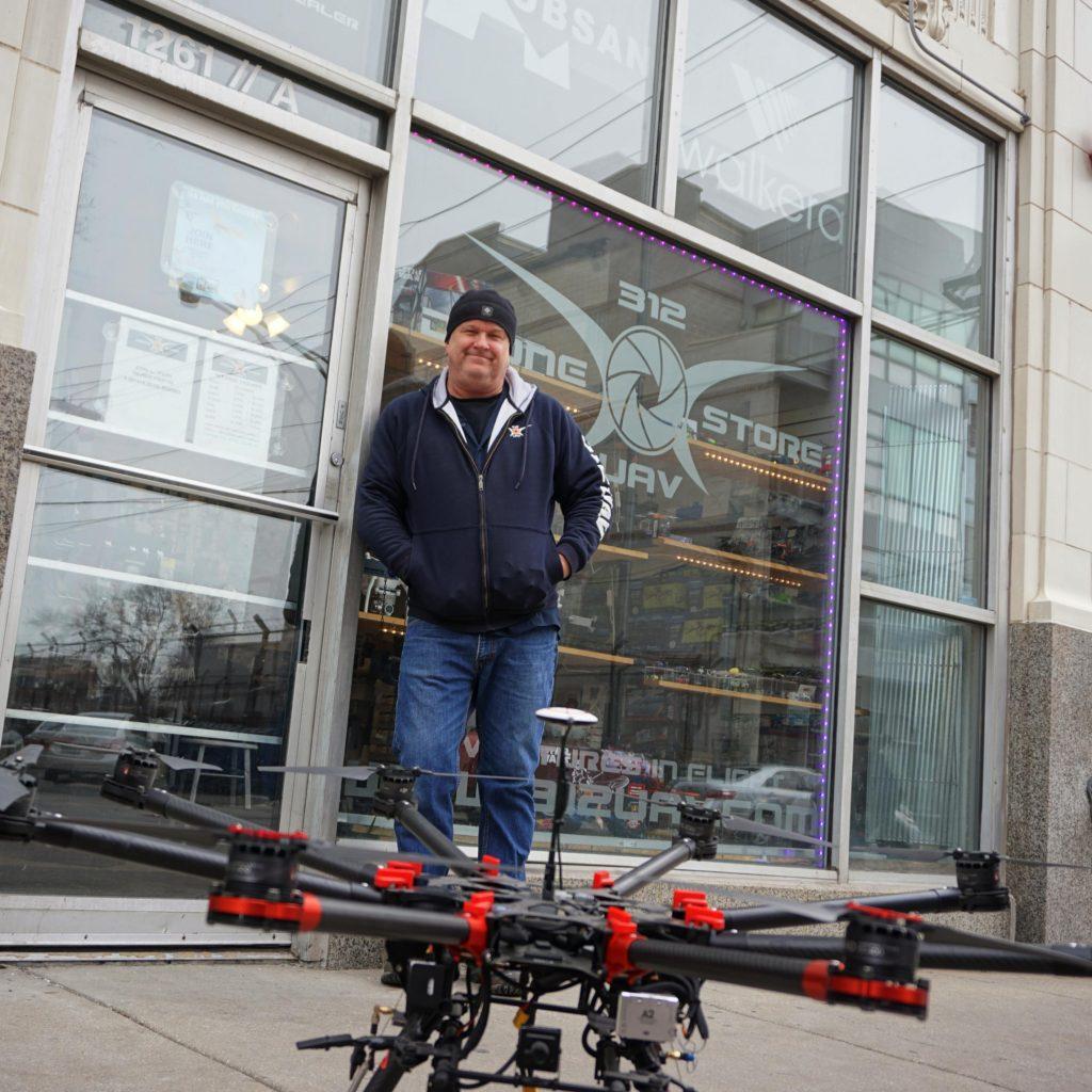 312 UAV Drone Store