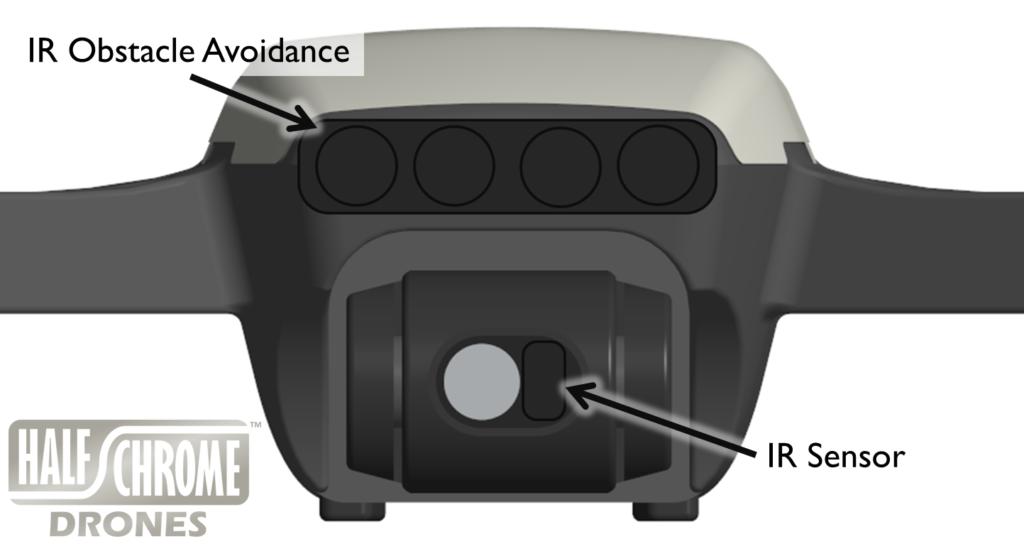 Spark forward sensors